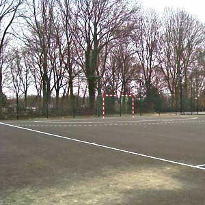 handbal-handbalveld