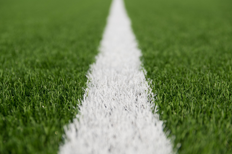 voetbalveld-kunstgras